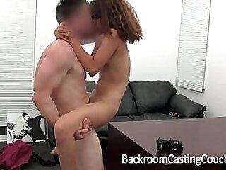 Slut gets fucked hard