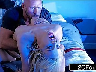 Staci Carr giving perfect head to Johnny Sins