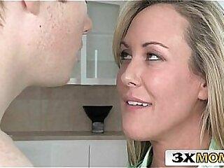 Sex Therapist MILF Helps Young Couple - Brandi Love, Madison Chandler