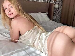 DOEGIRLS - #Nancy A - Sexy Ukrainian Teen POV Teasing Blowjob With Her Boyfriend