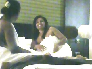 Indian Teens  Busty and Dusky sisters with  Big Boobs and Booty sharing a Big Dick Part 1
