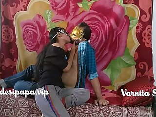indian couple making love