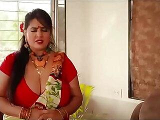 Kanchan aunty indian big boobs