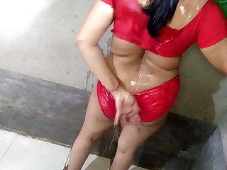 bestever indian bengali bhabhi bathroom anal sex